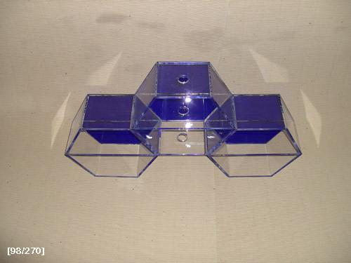 επιτραπέζια σχήματα από plexiglass 3