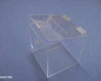 κληροτίδα από plexiglass