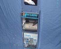σταντ για περιοδικά