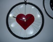 Πλεξιγκλας φωτιστικο με σχέδιο καρδιάς