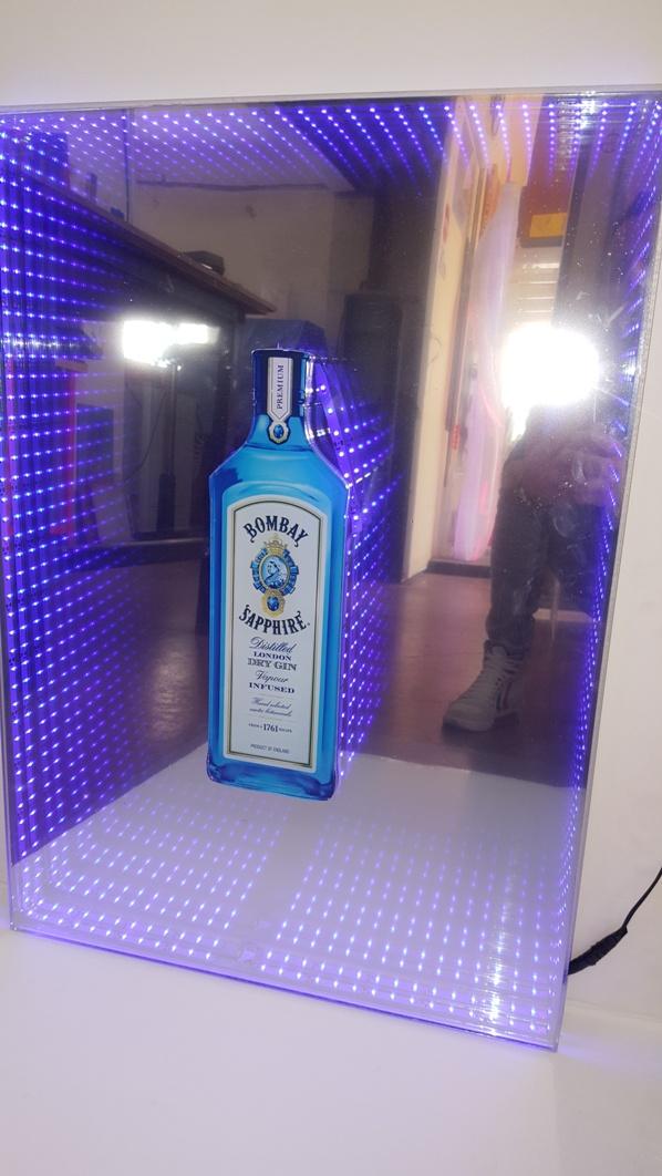 πλέξιγκλας μπουκάλι κατασκευή