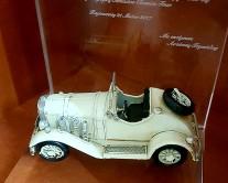 Βραβείο με αυτοκίνητο από plexiglass