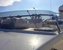Plexiglass κατασκευή σε σκάφος