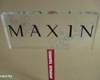 MAXIN έμβλημα