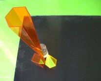 κύλινδρος πλέξιγκλας πορτοκαλί