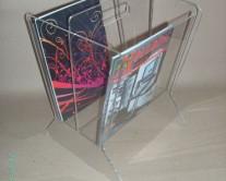 πλέξιγκλας καλάθι για περιοδικά