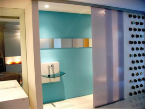 Πόρτα ντους acrylic glass