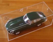 Αυτοκίνητο μέσα σε Plexiglass