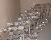 Βραβεία από Plexiglass κατασκευής 2017